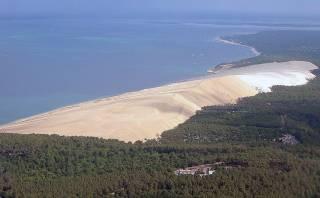 Duna de Pyla: la masa de arena más alta de Europa