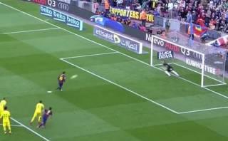 Lionel Messi a lo Panenka: una definición brillante de penal