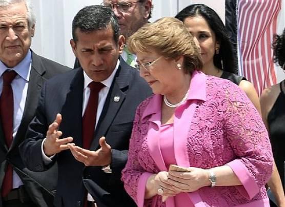 Humala: Chile ofreció satisfacciones a Perú por espionaje