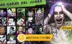 Guasón: Jared Leto y todas las caras del peor enemigo de Batman