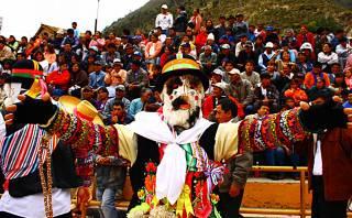 Así se celebra la fiesta del Señor de Muruhuay en Tarma