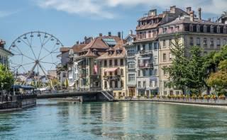 Suiza es el país más feliz del mundo