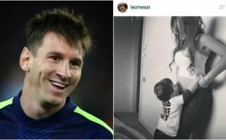 Lionel Messi y el tierno mensaje por llegada de su segundo hijo