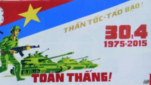 Vietnam conmemora 40 años de la caída de Saigón.