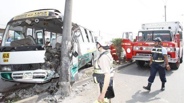 SJL tiene el mayor número de muertes por accidentes de tránsito