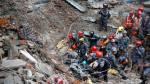 Nepal: Rescatan de los escombros a un joven de 18 años - Noticias de falta de higiene