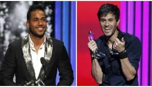 Billboard: Romeo Santos y Enrique Iglesias arrasaron en premios