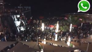 WhatsApp: intentan ingresar a la fuerza a discoteca de Larcomar