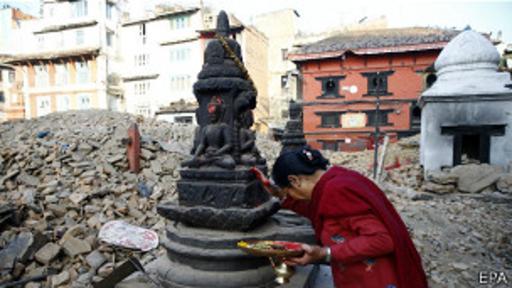 El riesgo de un gran sismo en Nepal ya había sido identificado por los científicos.