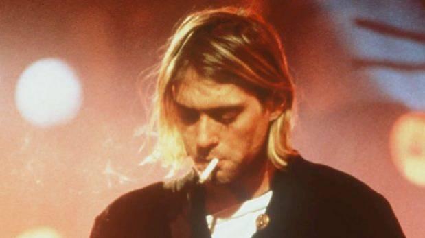Kurt Cobain: preparan disco con temas inéditos del cantante