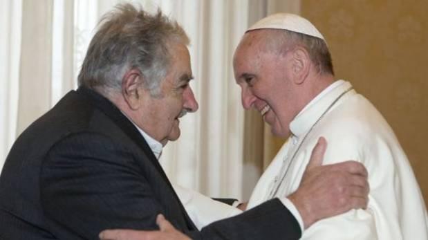 El Papa recibirá a José Mujica en visita privada