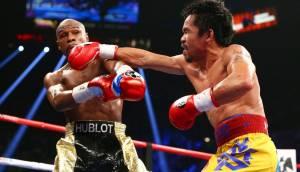 Mayweather vs. Pacquiao: la 'Pelea del Siglo' en imágenes