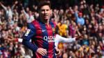 Lionel Messi marcó doblete y sigue de cerca a Cristiano - Noticias de cristiano ronaldo