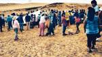Lima: denuncian posible invasión en terreno de Cañete - Noticias de canete