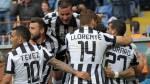 Juventus ganó 1-0 y se coronó tetracampeón de la Serie A - Noticias de fiorentina