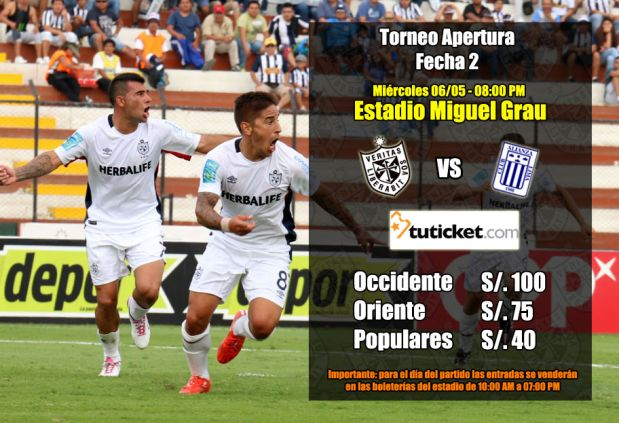 Alianza Lima y Universidad San Martín se enfrentan este miércoles por el Torneo Apertura. (Foto: El Comercio)