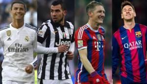 Champions League: día, hora y canal de partidos de semifinales