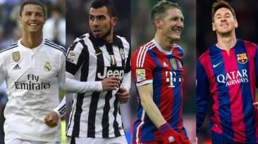 Champions League: programación de las semifinales del torneo