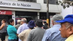 La vacunación y una cobertura que no alcanza a los peruanos