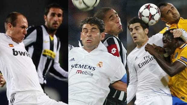Real Madrid Vs Juventus Duelo Hist Rico En Champions