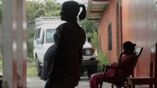 Nicaragua es el país latinoamericano con mayor número de embarazos infantiles. (Foto: Reuters).