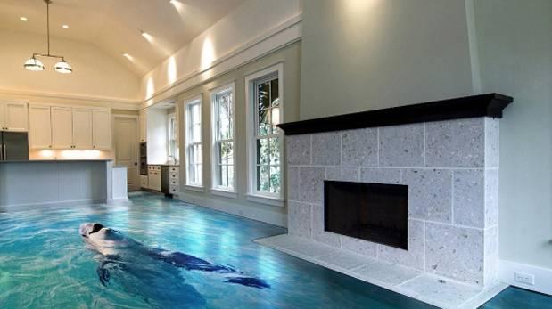 Estos pisos en 3d transformar n las habitaciones de tu for Diseno de habitaciones online