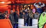 Rescatan a más de 6.500 inmigrantes en el mar Mediterráneo