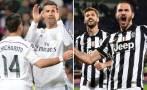 Real Madrid vs. Juventus: por ida de semifinales de Champions