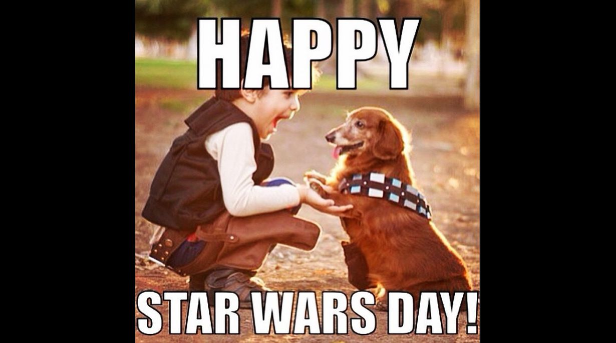 Twitter: Star Wars Day es celebrado en la red social