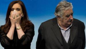"Mujica: A veces vi a Cristina ""enojada, como una araña mala"""