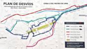 Línea 2 del Metro asegura financiamiento en Europa