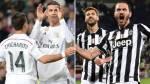 Real Madrid vs. Juventus: por ida de semifinales de Champions - Noticias de real madrid