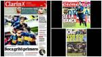 Boca vs. River: reacciones de la prensa tras triunfo 'xeneize' - Noticias de 90 segundos