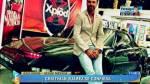 Christian Zuárez compró una réplica del 'Auto fantástico' - Noticias de christian zuárez