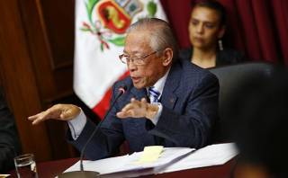 """Humberto Lay: """"Cerrar el Congreso sería suicidio político"""""""