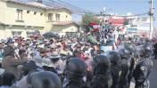 Tía María: Advierten que infiltrados usan dinamita en protestas