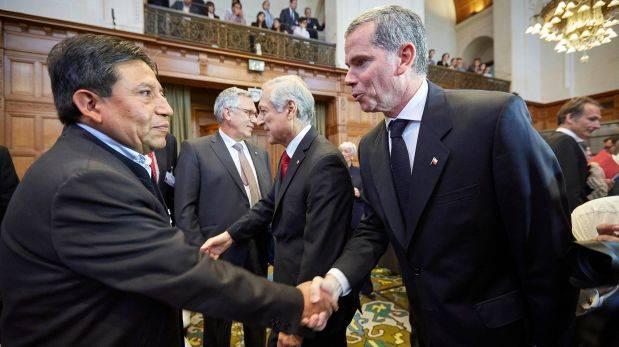 Chile Bolivia Haya Chile y Bolivia en la Haya lo