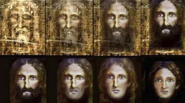 Reconstruyen el rostro de Jesucristo a lo largo de su vida