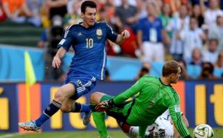 Lionel Messi y una estadística negativa ante Manuel Neuer