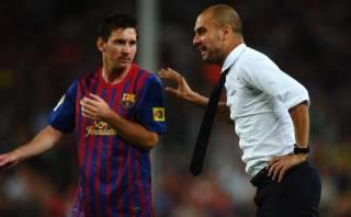 """Messi: """"Desde que se fue Guardiola no tuvimos más relación"""""""