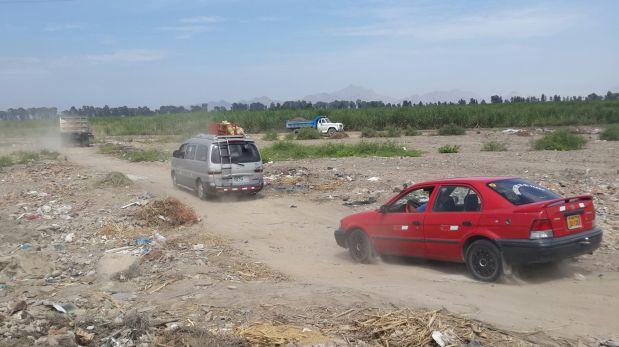 Trabajadores de azucarera Tumán bloquearon vía hacia Cajamarca