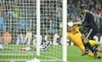 Cristiano marcó el empate para el Real Madrid ante la Juventus