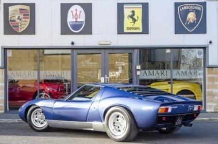 El auto fue adquirido por Stewart en 1971. (Fotos: Difusión)