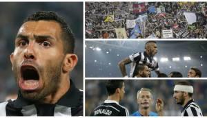 Champions: lo que la TV no mostró del Juventus 2-1 Madrid