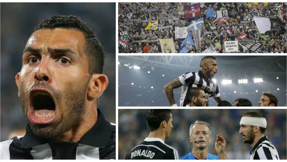 Lado B de Champions: lo que la TV no mostró del Juventus-Madrid