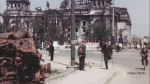 Así lucía Berlín tras el fin de la II Guerra Mundial [VIDEO] - Noticias de eva braun