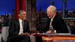 "Las bromas de Obama y Letterman en ""Late Show"" [VIDEO] - Noticias de barack obama"
