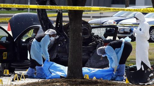 El ataque en Dallas terminó con la muerte de los dos sospechosos.