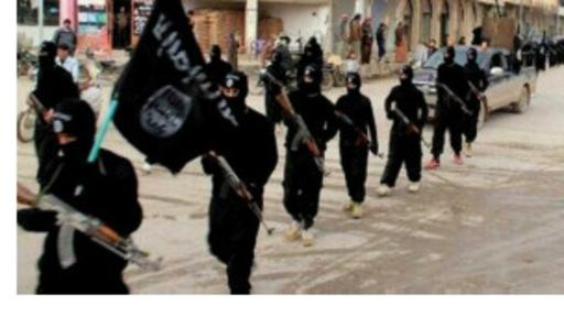 El grupo creó lo que llama un califato en grandes franjas de Siria e Irak.