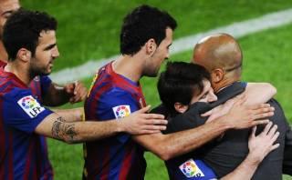 El día que Messi despidió con 4 goles a Guardiola del Camp Nou
